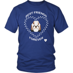 Shih Tzu Best Friends Forever T-Shirt