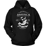 Welcome To America Hoodie