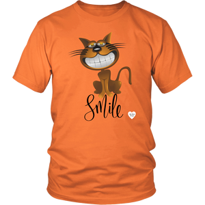 Smile Cat T-Shirt