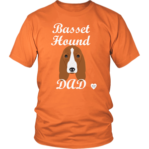 Basset Hound Dad T-Shirt