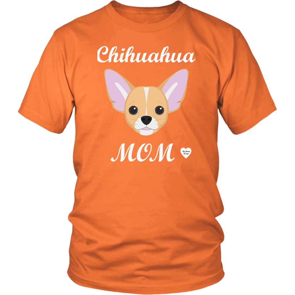 Chihuahua Mom T-Shirt