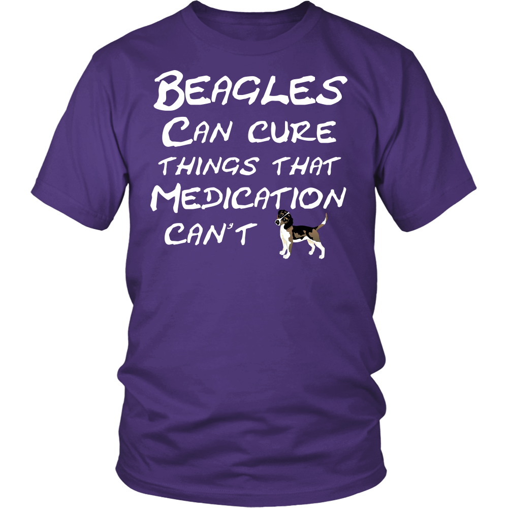 Beagles Can Cure Things