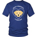 Labrador Retriever Best Friends Forever T-Shirt