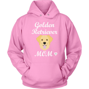 Golden Retriever Mom Hoodie