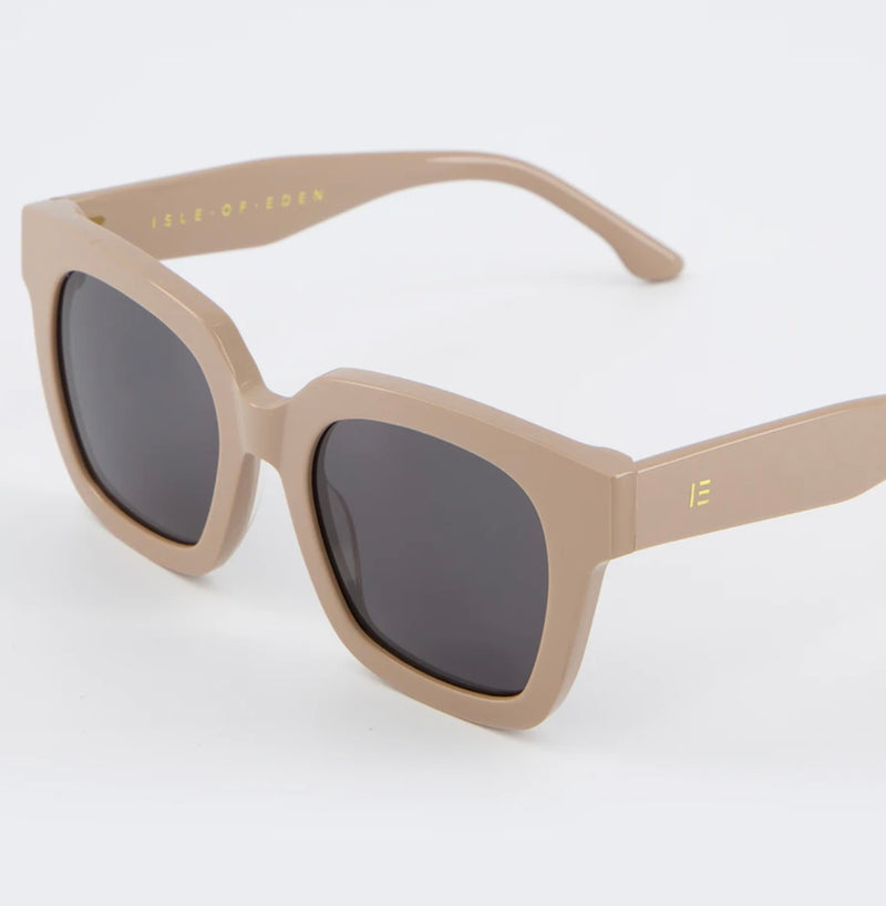 Isle of Eden Sunglasses - Maleika Tan