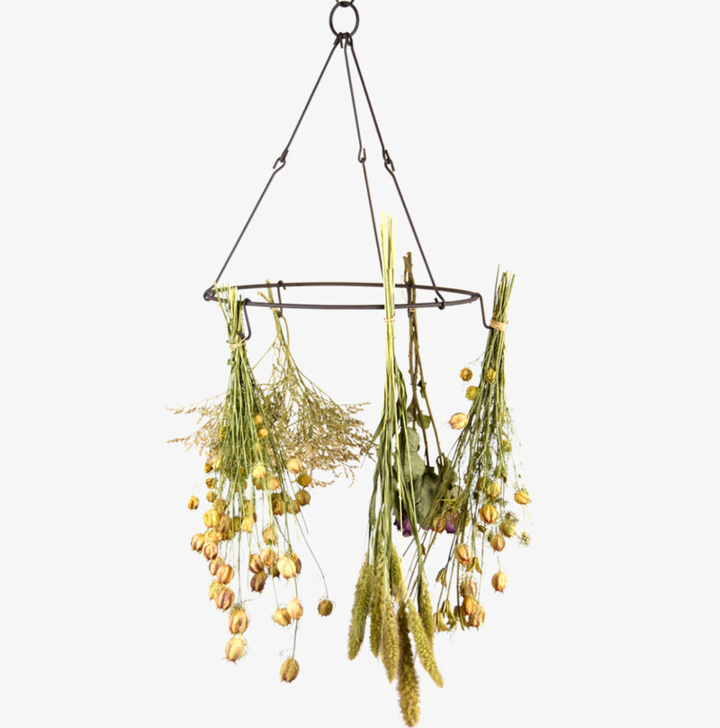 Hanging Rustic Herb / Flower Dryer