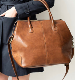 Juju & Co. Milan Bag - Cognac