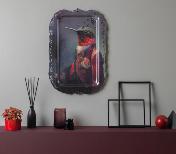 Ibride Ambroise Wall Art Tray
