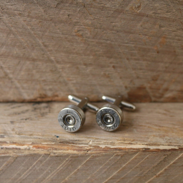 Bullethead Cufflinks - Made in NZ