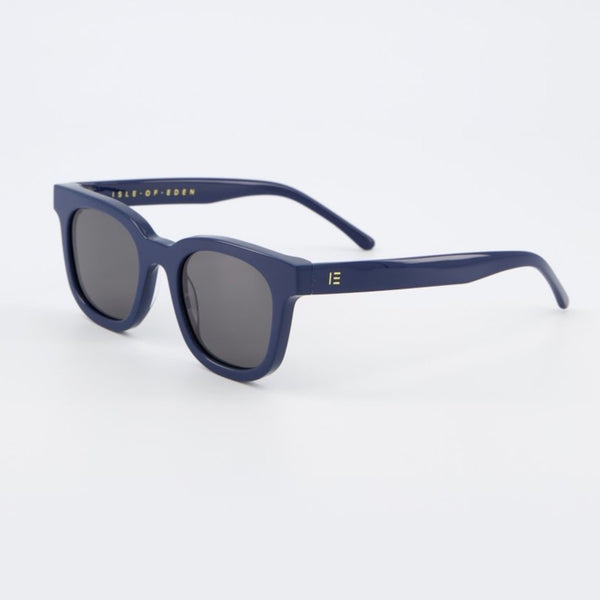 Isle of Eden Sunglasses - Eugene Navy Blue
