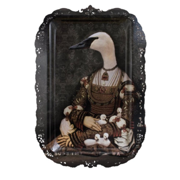 Ibride Bianca Wall Art Tray