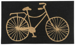 Bicycle Coir Door Mat
