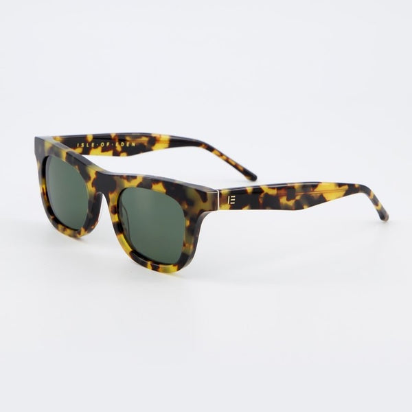 Isle of Eden Sunglasses - Millane Tortoiseshell