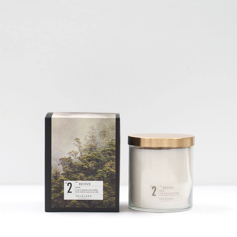 02 Revive Candle: 22oz Jar