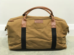 Folklore Canvas & Leather Weekender