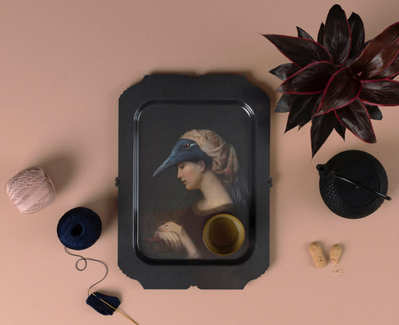 Ibride Alma Wall Art Tray
