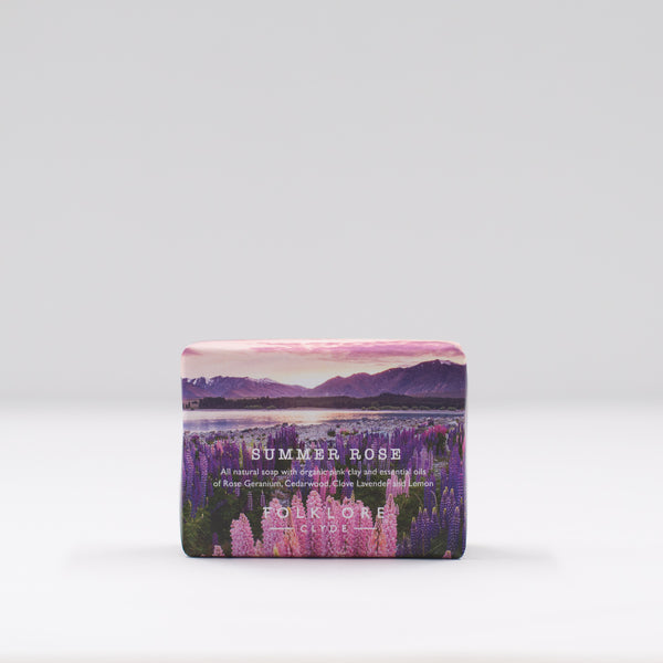 Folklore Soap - Summer Rose