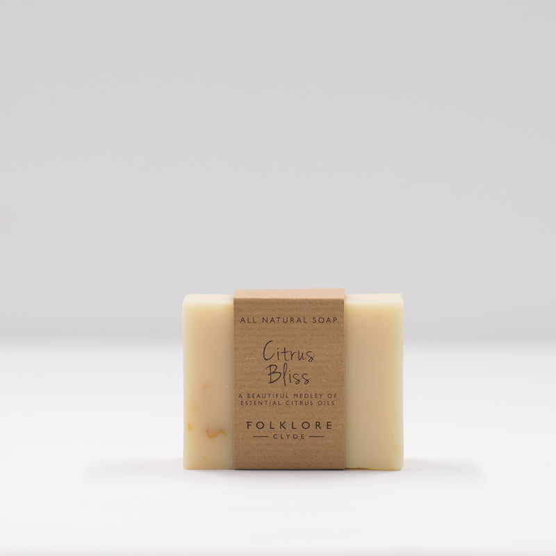 Folklore Soap - Citrus Bliss