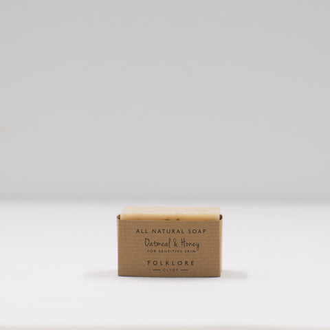 Folklore Soap - Mini Oatmeal Honey
