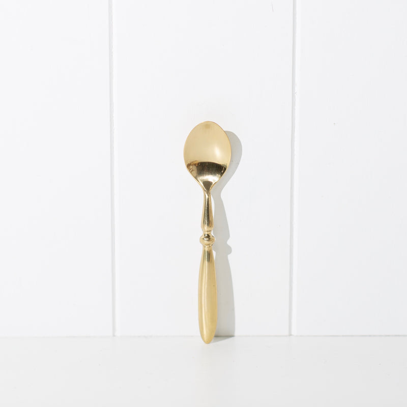 Brass Serving Cutlery - Classic