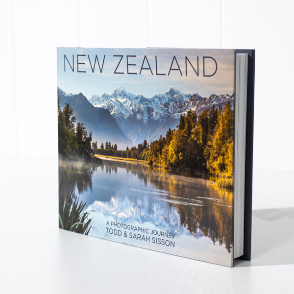 New Zealand - A Photographic Journey by Todd & Sarah Sisson