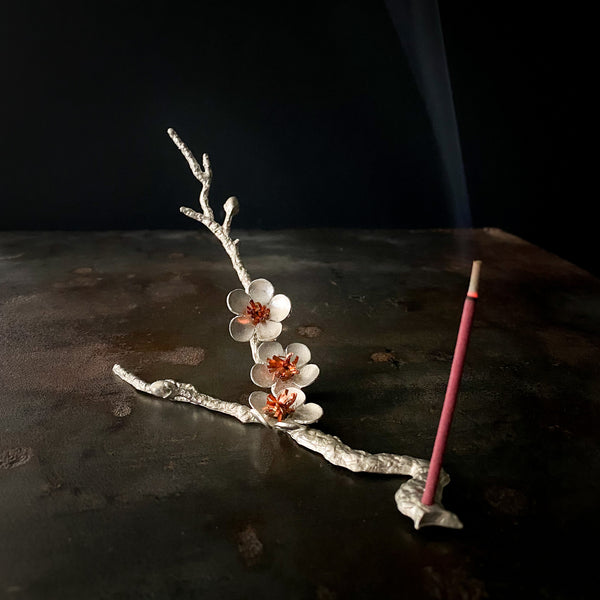 Incense Holder Cherry Blossom