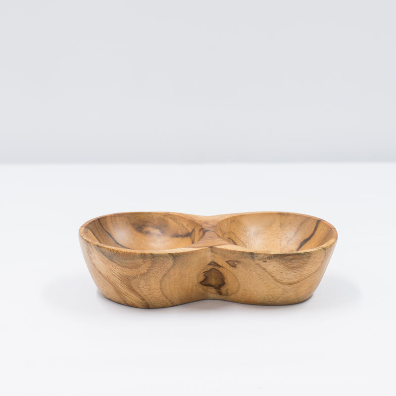 twin spice bowl