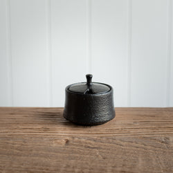 Sugar Pot - Matte Black
