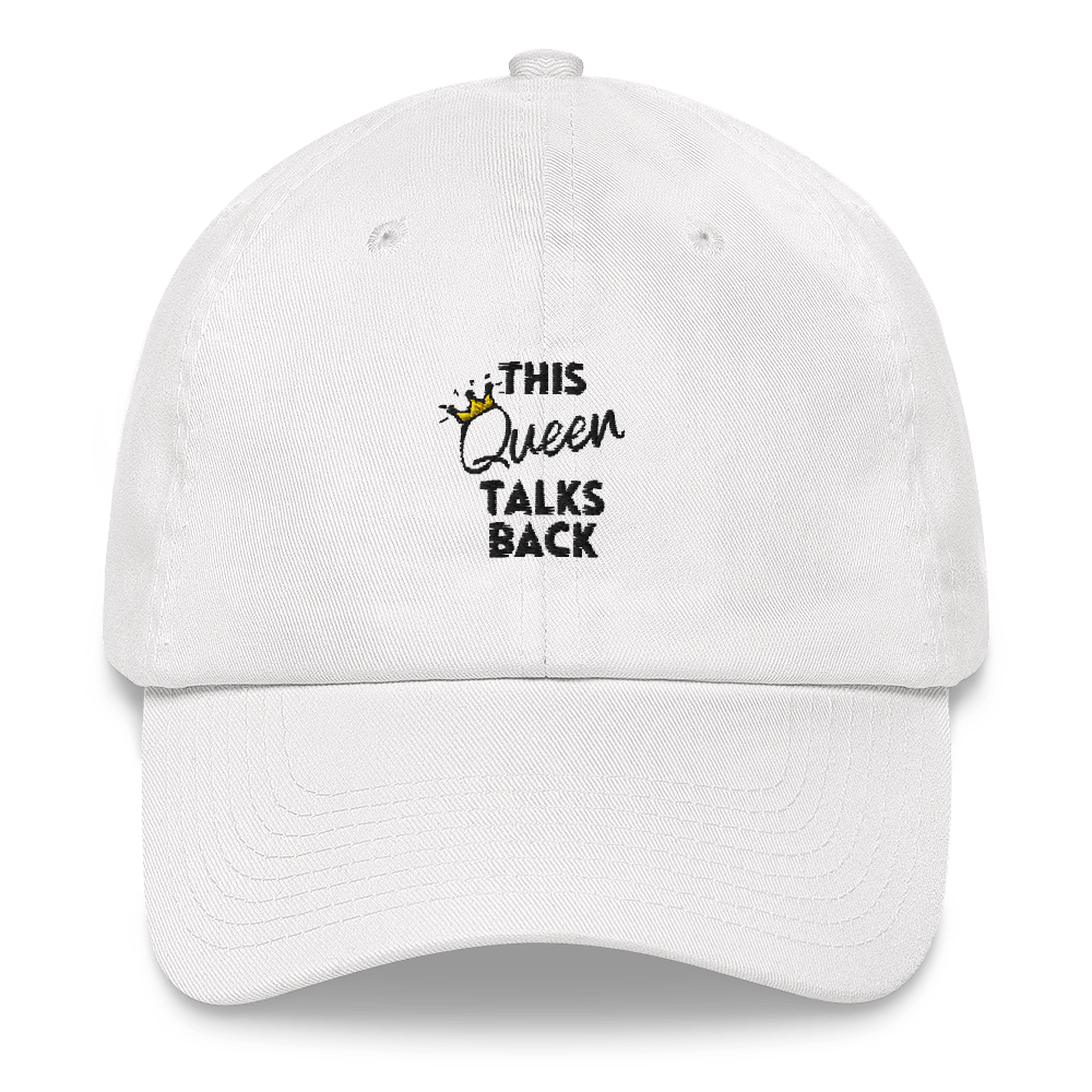 Talks Back Hat