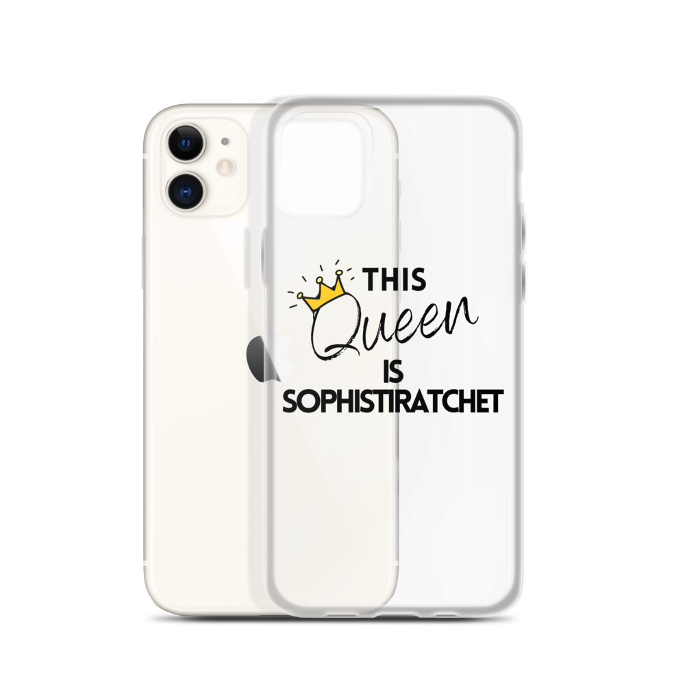 Sophistiratchet iPhone Case