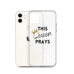 Prays iPhone Case