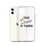Taken iPhone Case