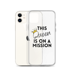On A Mission iPhone Case