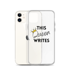 Writes iPhone Case