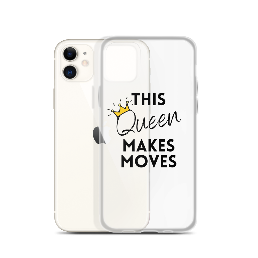 Makes Moves iPhone Case