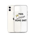 Runs Shit iPhone Case