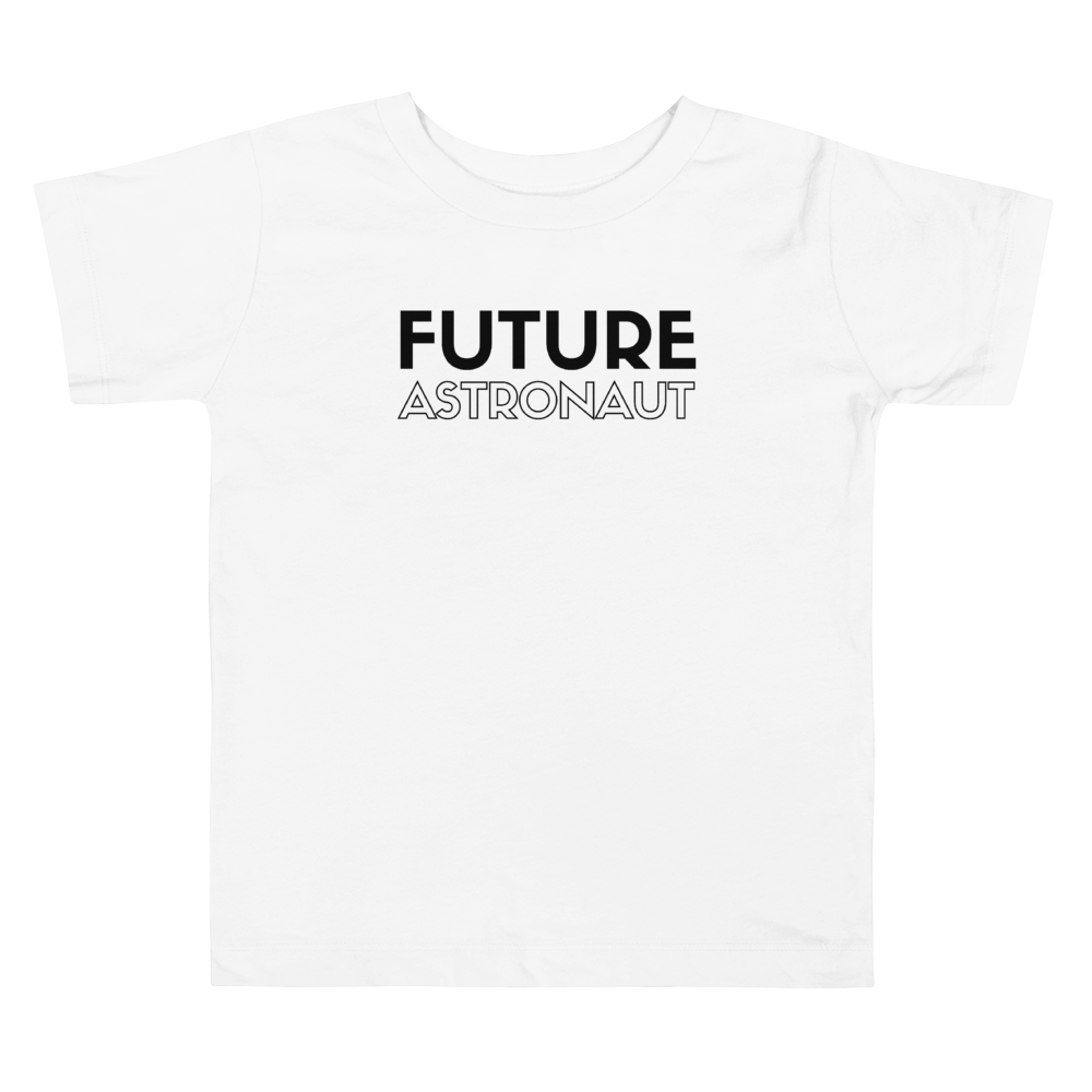 "Toddler ""Future Astronaut"" Tee"