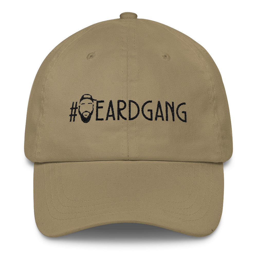 #Beardgang Dad Cap