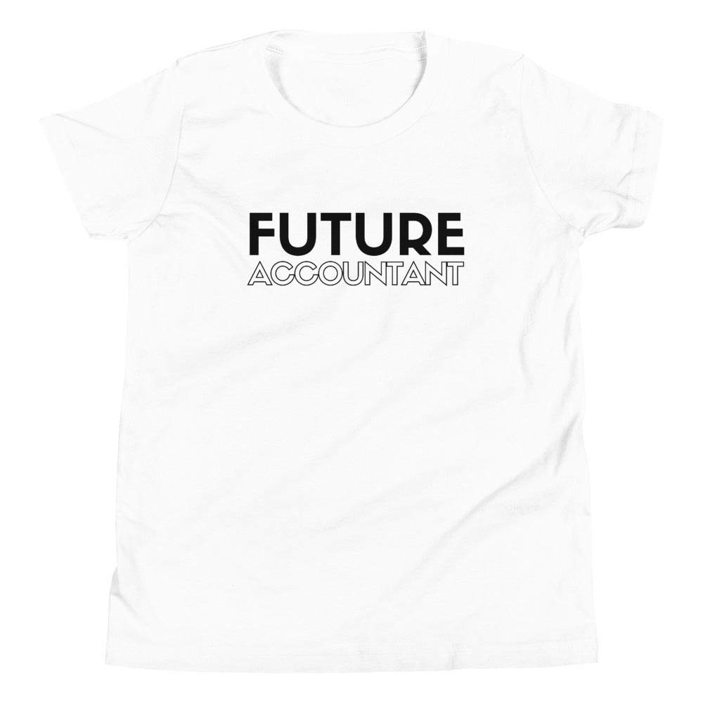 """Future Accountant"" T-Shirt"