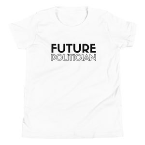 """Future Politician"" T-Shirt"