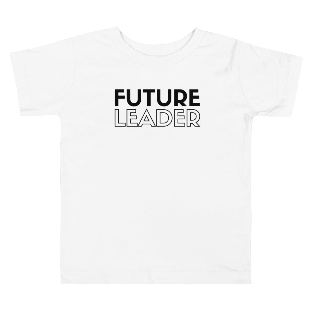 "Toddler ""Future Leader"" Tee"