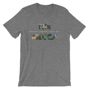 """The Mecca"" Short-Sleeve Unisex T-Shirt"