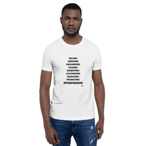 "Men's ""Entrepreneur's Life"" T-Shirt"