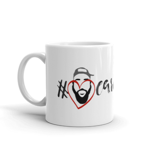 #Beardlover Mug