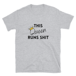 Runs Shit T-Shirt