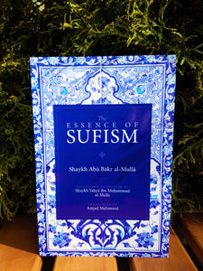 Front cover of the book The Essence of Sufism