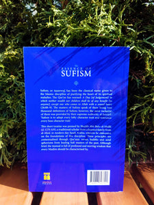 Back cover of the book The Essence of Sufism