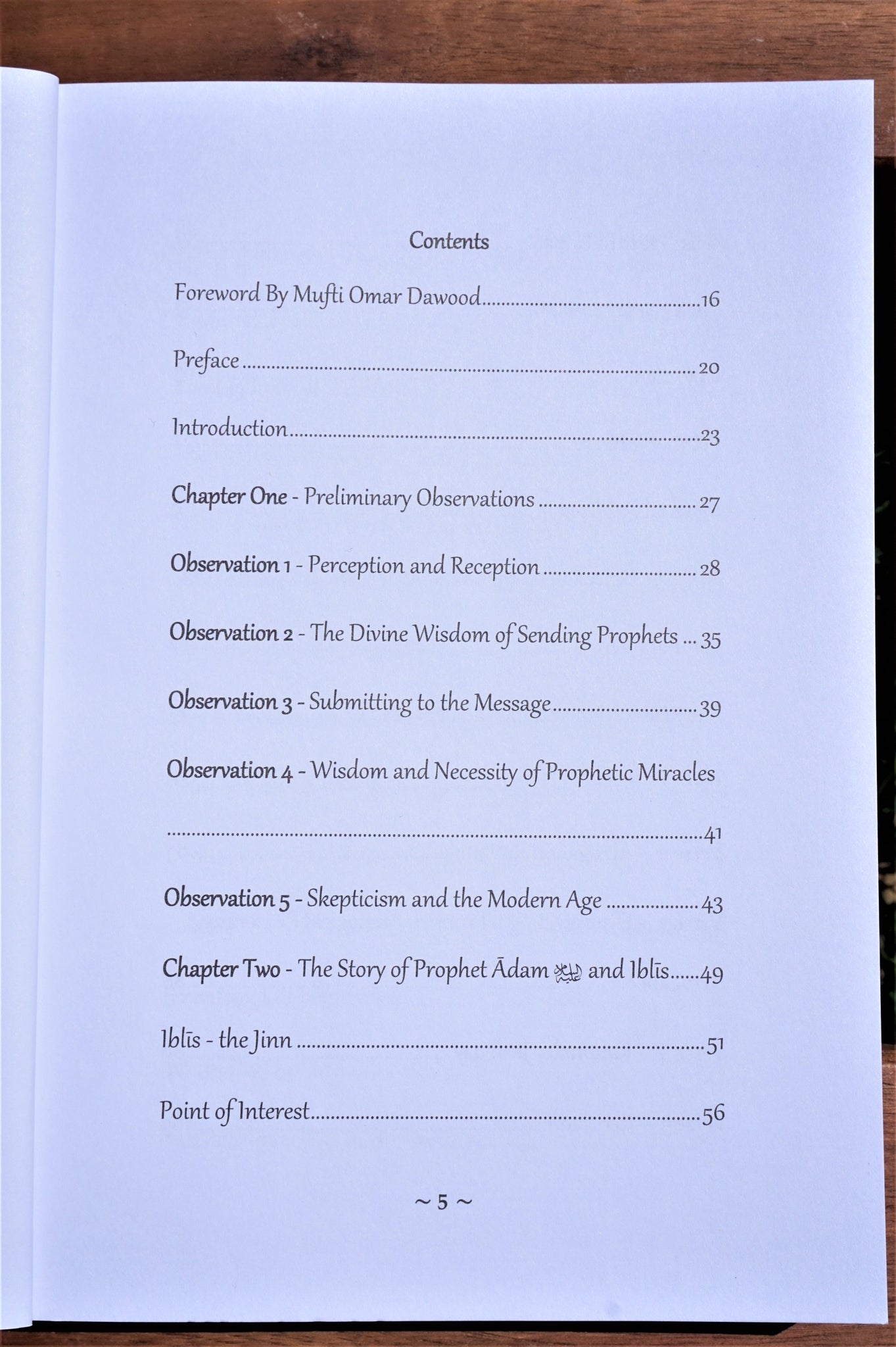 Stories of the Prophets for the Modern Age - Volume 1: The Resolute