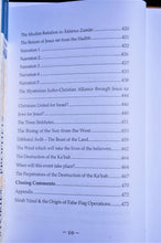 Table of contents of the book The Beginning of the End - An Eschatological Endeavour to Unravel the Mysteries of the Modern Age