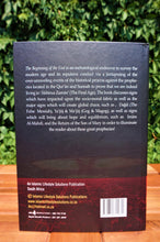 Back cover of the book The Beginning of the End - An Eschatological Endeavour to Unravel the Mysteries of the Modern Age